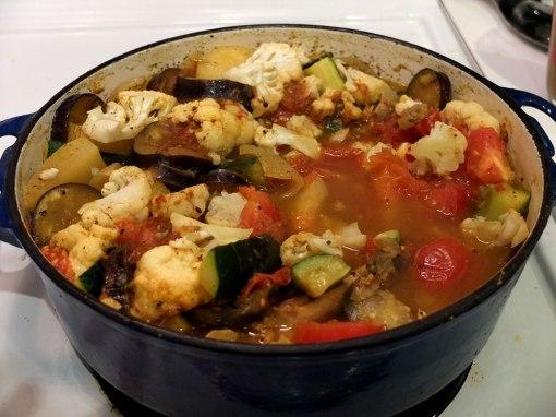 veggiescooked